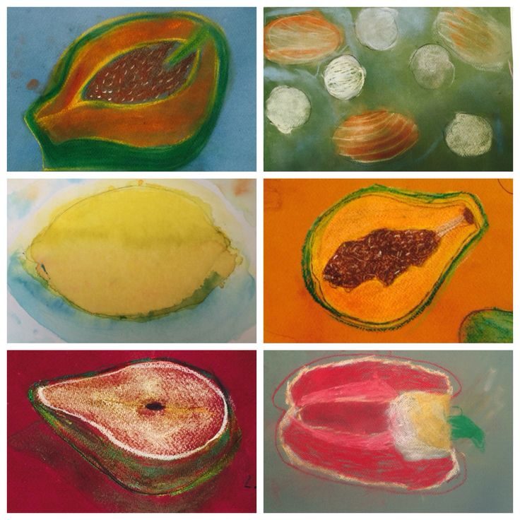 #drawing & class for 6-12 yr olds #pastel & #ink
