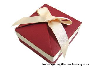5 More Ways to Make Your Own Gift Boxes