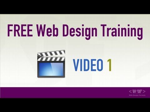 FREE Web Design Course Online - YouTube