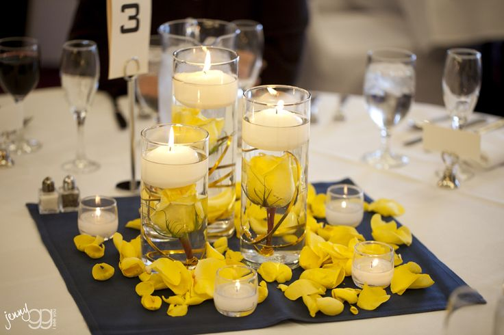 White & Yellow Rose Bouquets: Real Wedding | Jen's Blossoms Blog