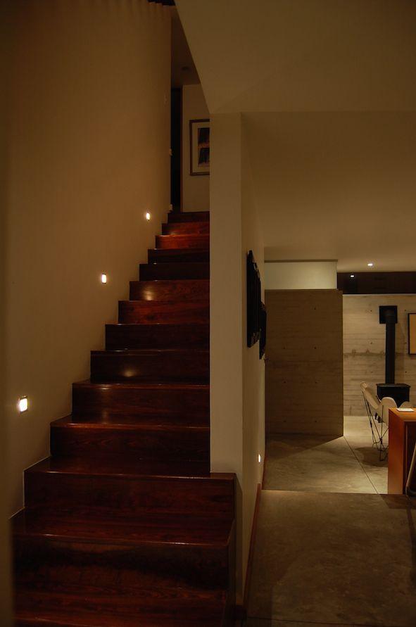 Interior Casa DM   Dionne Arquitectos #interior #stairs #architecture #design