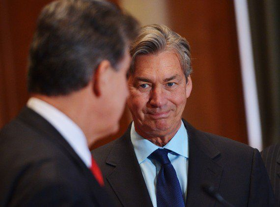 Feb 6 - Gary Doer steps down as Ambassador to US to co-chair the advisory committee to a Canada-U.S. think-tank.