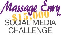 The Massage Envy $15,000 Social Media Challenge from Second Harvest Food Bank of Santa Clara and San Mateo Counties.