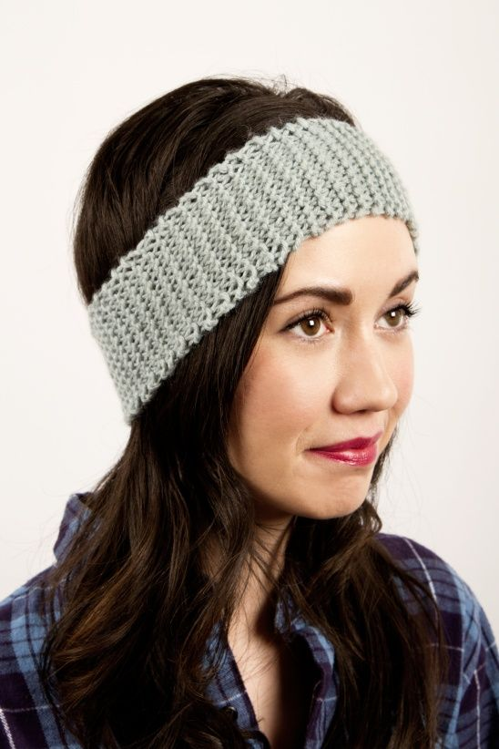 17 Best Images About Headbands Knitting And Crochet