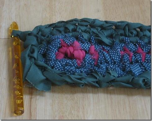 Crocheting Rag Rugs Tutorial : Rug Patterns, Crafts Ideas, Rugs Patterns, Crochet Trapillos, Alfombra ...