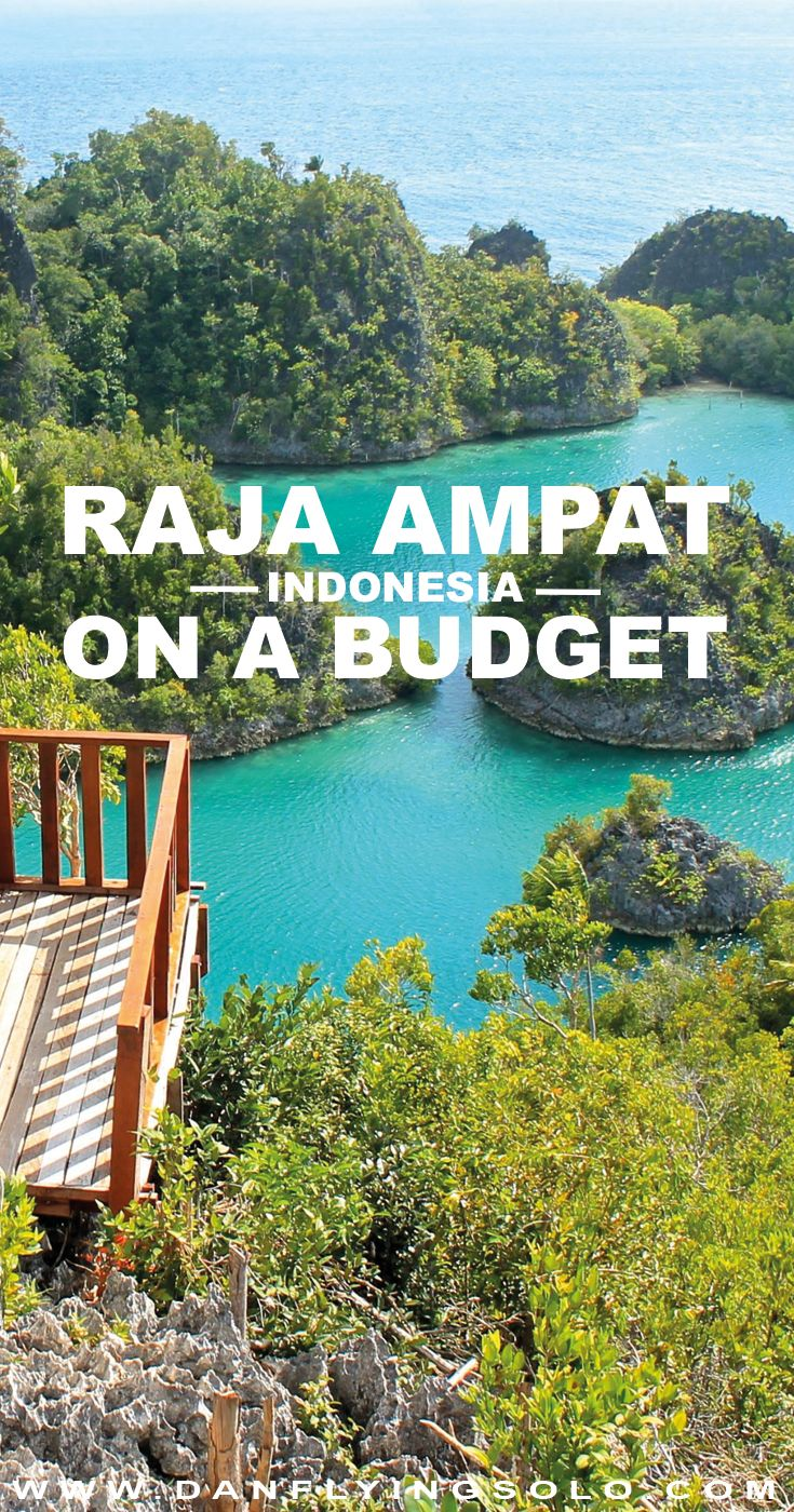 How to do Raja Ampat on a budget...