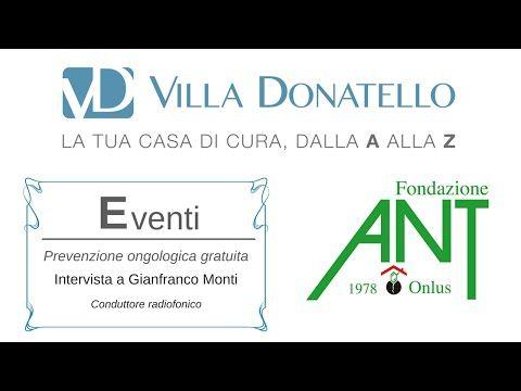 Intervista a Gianfranco Monti - Progetti di prevenzione oncologica - YouTube