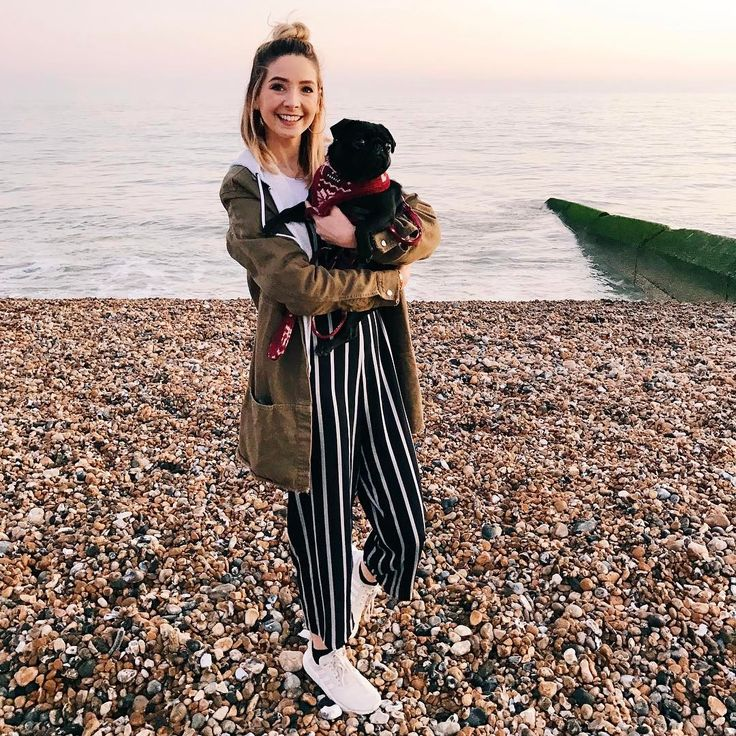 Beach walks in the spring sunset with this pooch who kept trying to eat random crap amongst the stones.
