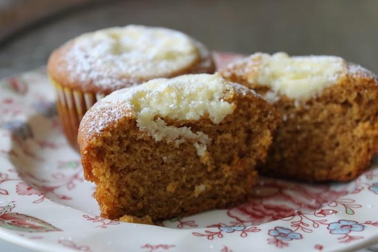 Well-Seasoned Life: Autumn in August: Pumpkin Cupcakes -- I'm ...