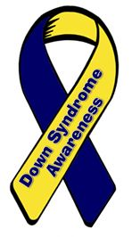 Down Syndrome Awareness.