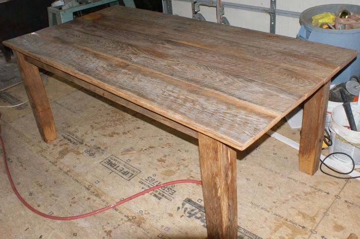 1000 Images About Barnwood Furniture On Pinterest