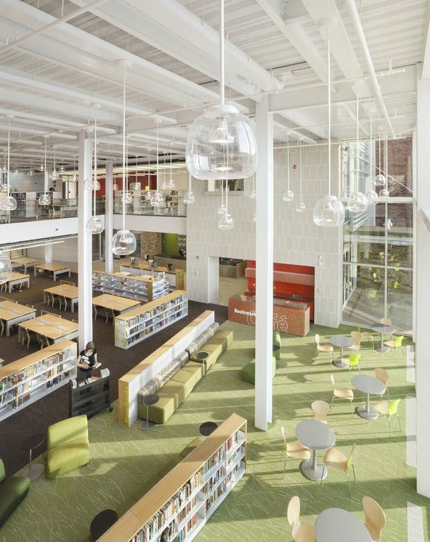 Plainsboro Public Library | Learning Spaces in 2019