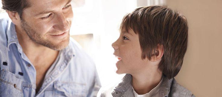 Le texte Communiquer avec son enfant