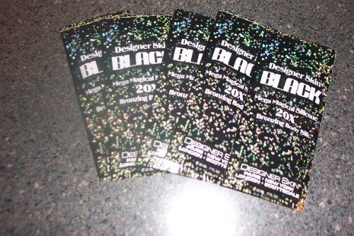 10 Designer Skin Tanning Lotion Packets Assortment Tanning Lotion Samples Tanning Lotion Packettes by Designer Skin. $39.94. Packets sell for $7-$14 in the salon.. TRY BEFORE YOU BUY THE FULL SIZE BOTTLE!. VARIETY OF BRONZERS, ACCELERATORS, AND WARMING. This is a random lot of 10 Designer Skin Sample Packets.  May contain tingles, bronzers, intensifiers and any tanning lotion Designer Skin makes.  These are pre-packaged so we are not able to take requests for a specifi...