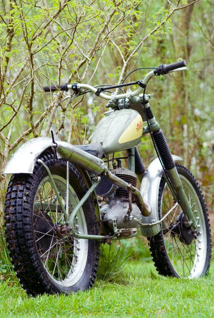 BSA BANTAM - my first bike was like this - not as smart, but hey I was just 14