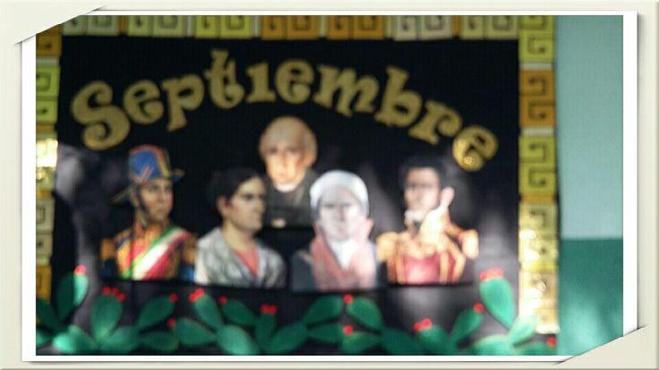 Periodico Mural septiembre                              …