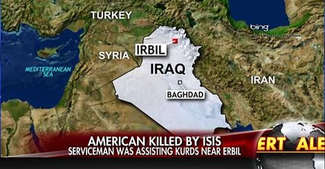 osCurve News: US Service Member Killed in Northern Iraq, Defense...