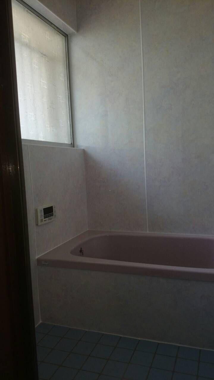 町田市 バスパネル浴室