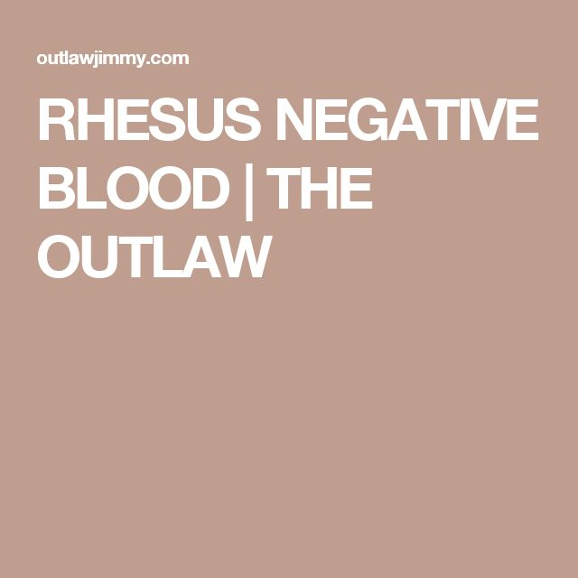 17 Best images about Being Rh Negative on Pinterest | Ribs