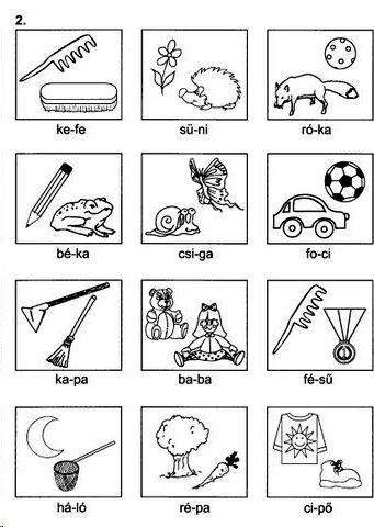1000+ images about Olvasás tanítás, fejlesztés on Pinterest  Adt Logopedia
