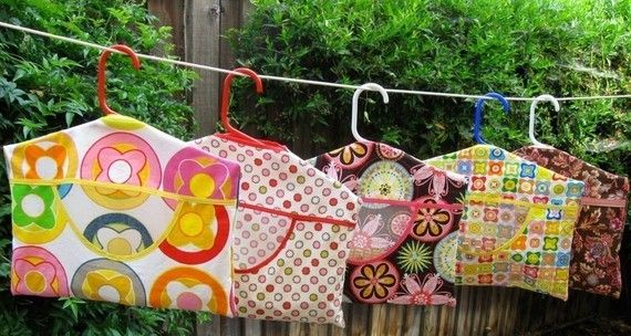 Something I would like to try...Sewing Pattern  How to Sew a Clothespin Bag / Peg by tiedyediva,