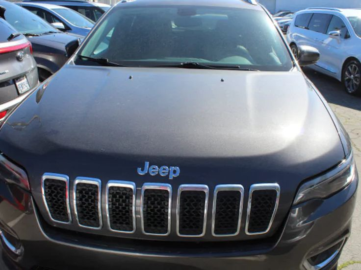Used 2019 Jeep Cherokee Limited SUV For Sale in Santa