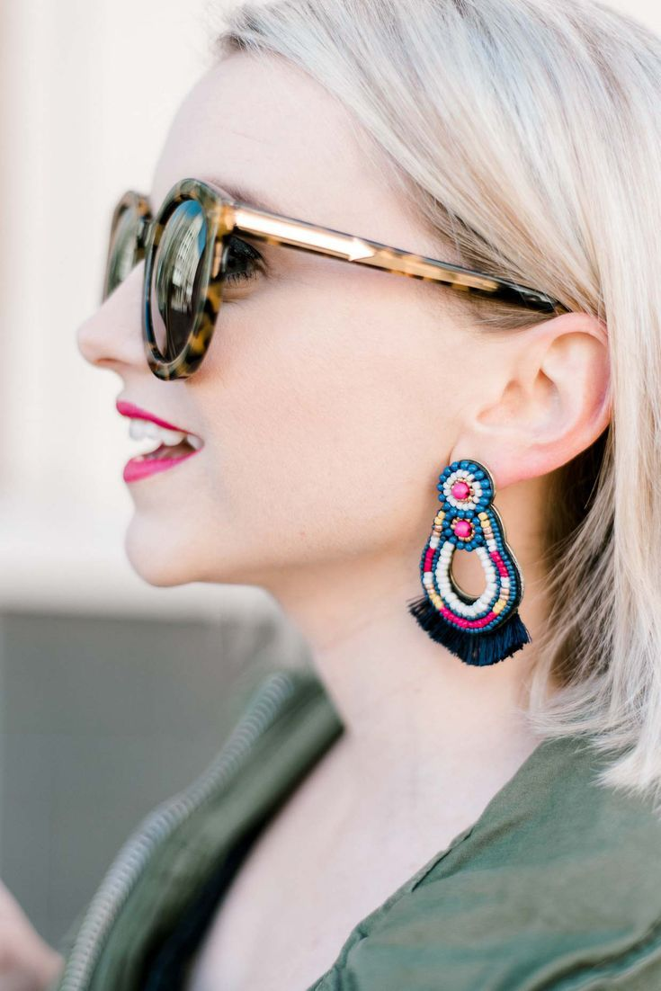 589a631b4 The Best Statement Earrings For Spring | Jewelry | Earrings ...