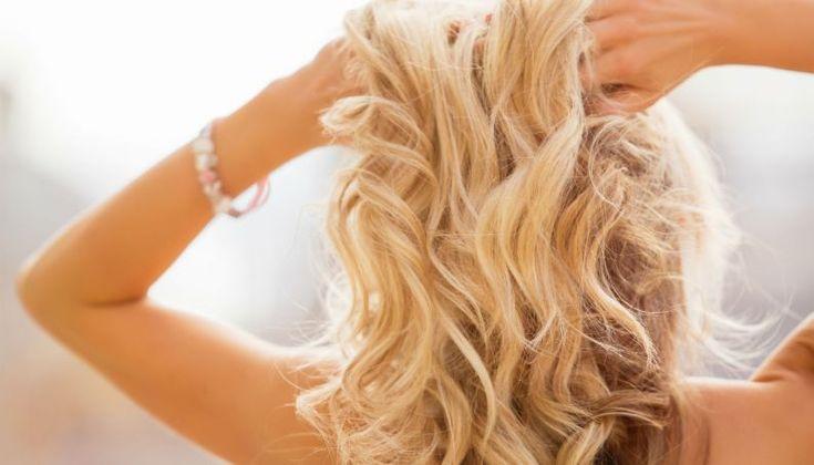 Clareando cabelos com camomila