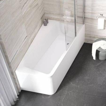 Nouvelle baignoire sur PlusDePlace.fr ! Lignes épurées, design moderne.