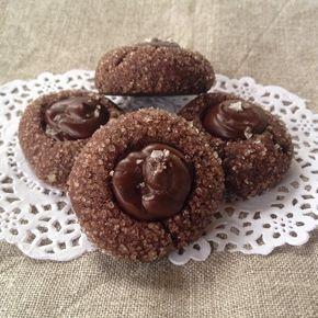 La Panificatrice Folle: I biscotti al doppio cioccolato più buoni del mondo!