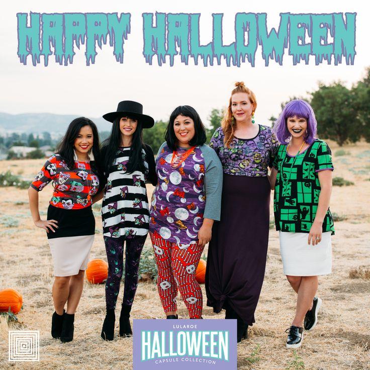 54 best LuLaRoe Halloween 2017 images on Pinterest