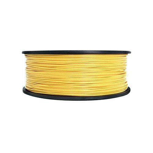 Alchement - Glass(Petg) Series, 3D Filament, 1.75Mm, 1Kg (Yellow), 2015 Amazon Top Rated Ethylene Vinyl Acetate Adhesives #BISS