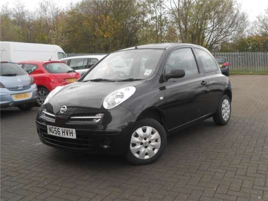 Used 2006 (56 reg) Nissan Micra 1.2 Initia 3dr for sale on RAC Cars