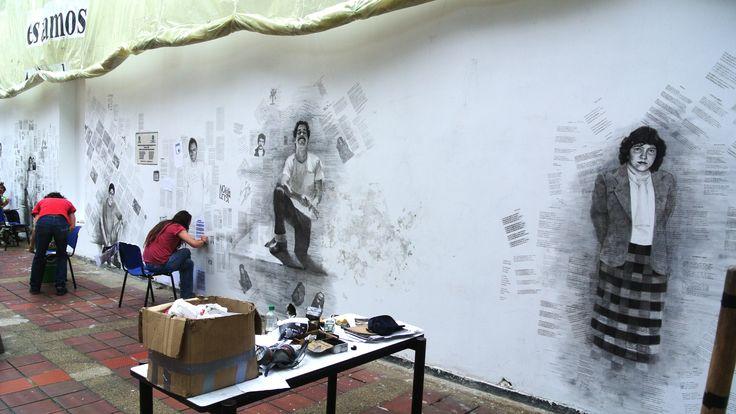 Mural Universidad Pedagogica