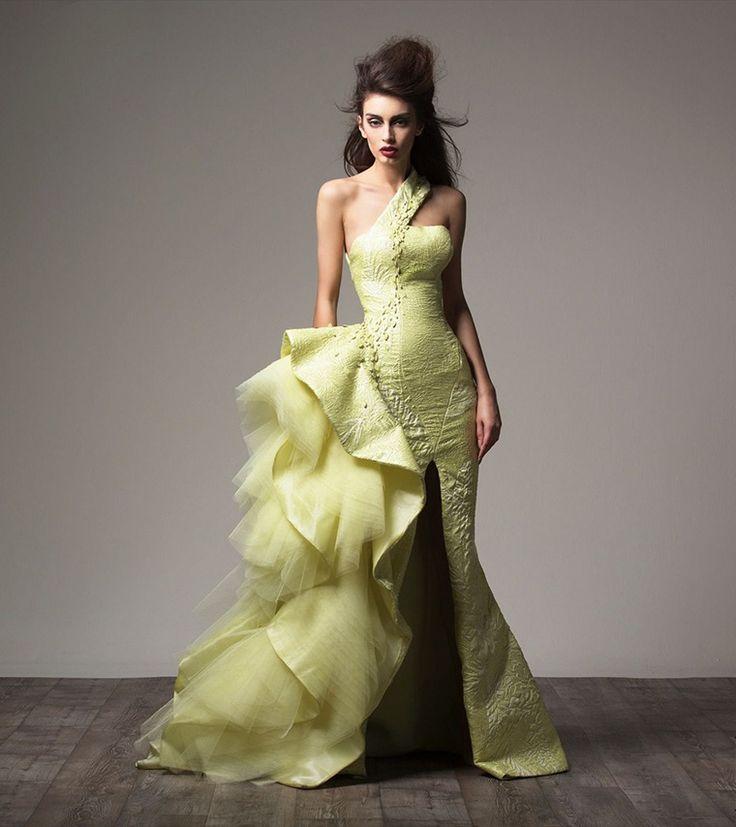 Ливанские традиции, покорившие мир: Couture FW 205-16 от Saiid Kobeisy - Ярмарка Мастеров - ручная работа, handmade