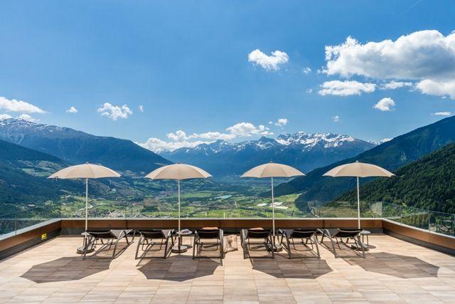 Alpin & Relax Hotel Das Gerstl****  Familiengeführtes Vitalpina Hotel auf 1547m mit Panoramablick über den Vinschgau Buchen Sie Ihren Aufenthalt unter: http://www.dasgerstl.com/