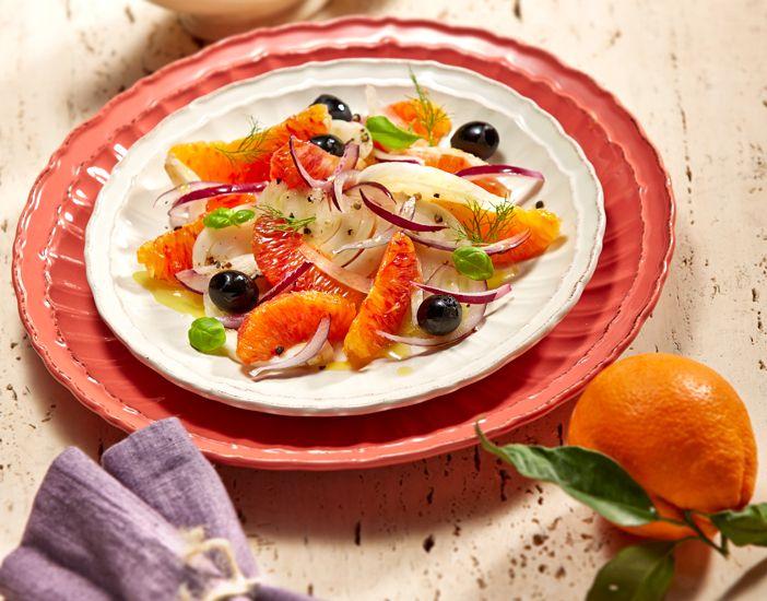 Salada de Laranja Sanguínea | Filippo Berio