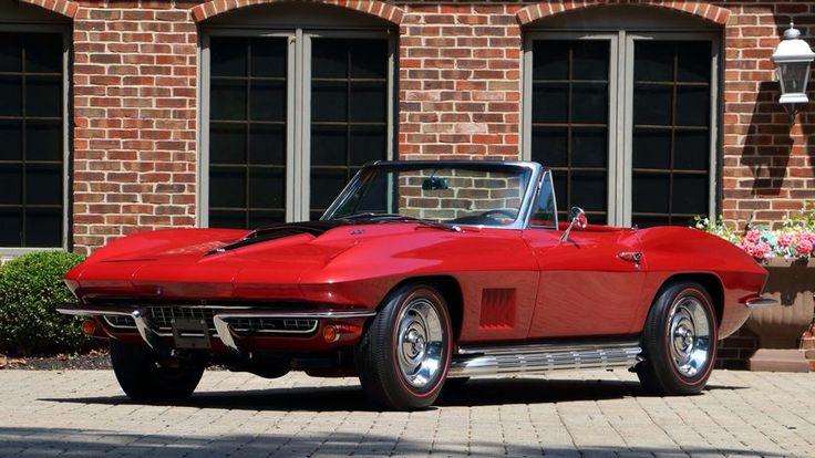 1967 Chevrolet Corvette Convertible 1 Corvette