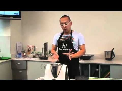 Thermomix Forum and Recipes. Asian Cooking With Alvin Quah and Thermomix
