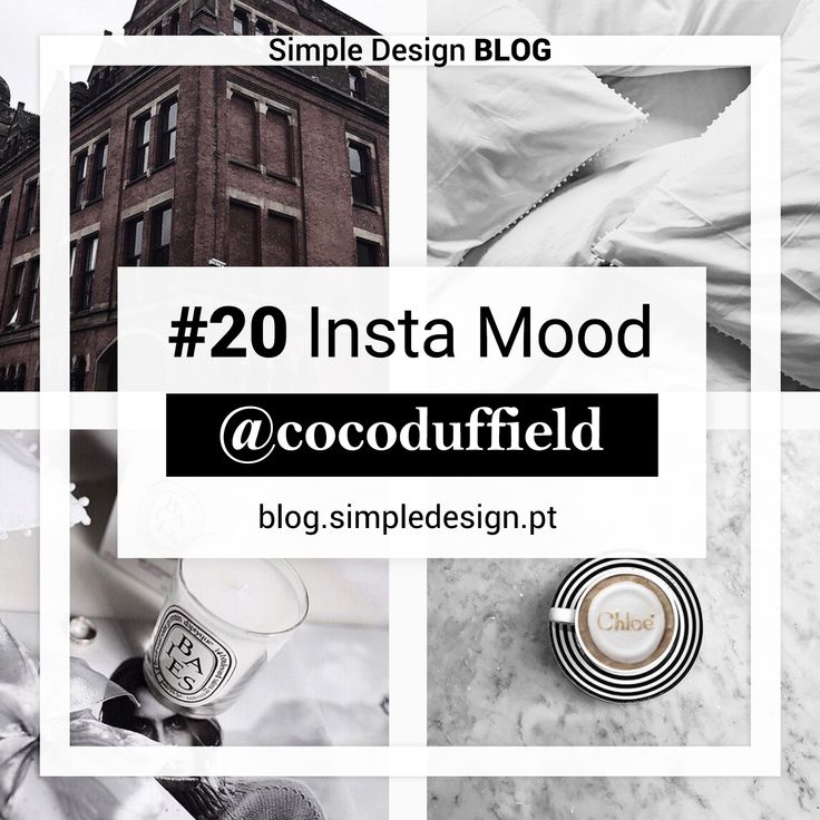 Insta Mood - Coco Duffield  ➕Fashion Enthusiast ➕Photographer/Content Creator ➕Occasional Coffee Drinker #instamood #instagram #january #blogarticle