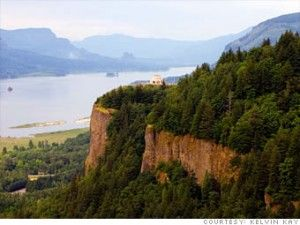 Crown Point. Columbia Gorge