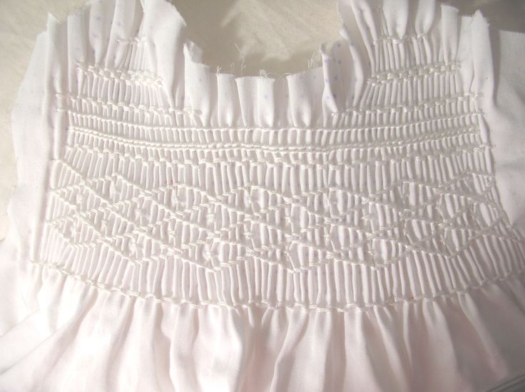 Free Smocking Patterns | canadian smocking for round cusion image smocking patterns free fotos ...