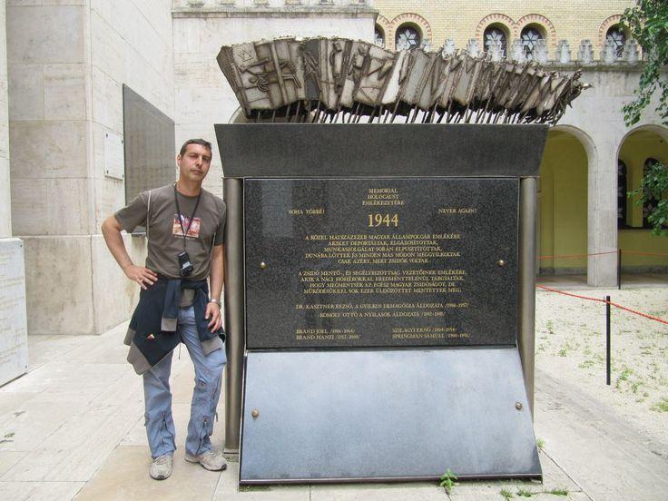 Los judíos de Budapest y el significado del Monumento a los Zapatos ~ Mi Baúl de Blogs