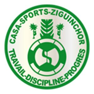1970, Casa Sports  (Ziguinchor, Senegal) #CasaSports #Ziguinchor #Senegal (L11613)