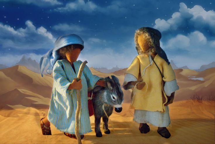 #Egilfiguren #Erzählfiguren #Weihnachten #Krippenfiguren