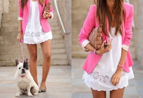 Girl in Pink Stilettos: Must - Try Summer Outfits