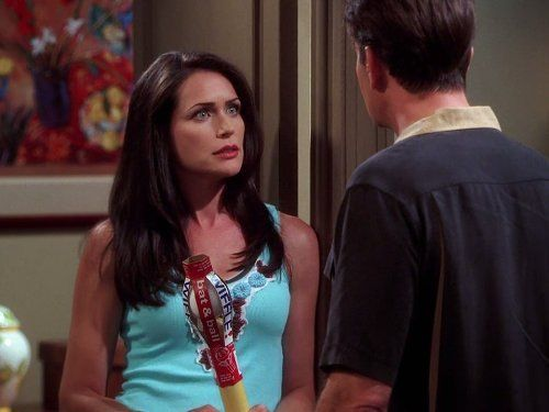 Still Of Rena Sofer In Two And A Half Men 2003 -6363