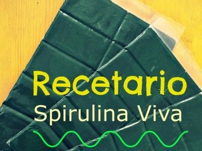Recetas, alga espirulina, spirulina viva organica, mexico, beneficios, antioxidantes, anti-cancer, energía