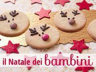 Il Natale dei bambiniLe idee regalo, i lavoretti da fare con i più piccoli, il calendario dell'Avvento, il menu per il pranzo delle feste su misura per loro... il Natale è soprattutto una festa di magia e di emozione per i bambini!