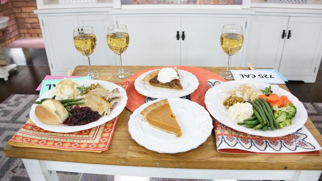 Find Out How Many Calories in your Average Thanksgiving Meal